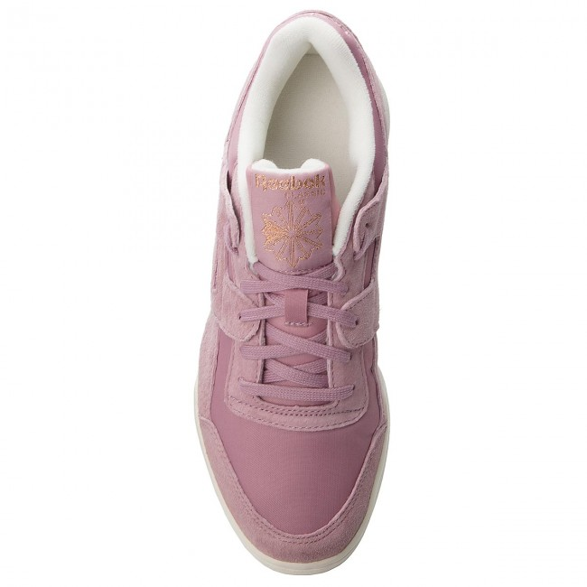 Schuhe Reebok                                                      Workout Lo Plus CN4623  Infused Lilac/Chalk/Rose cce6d0