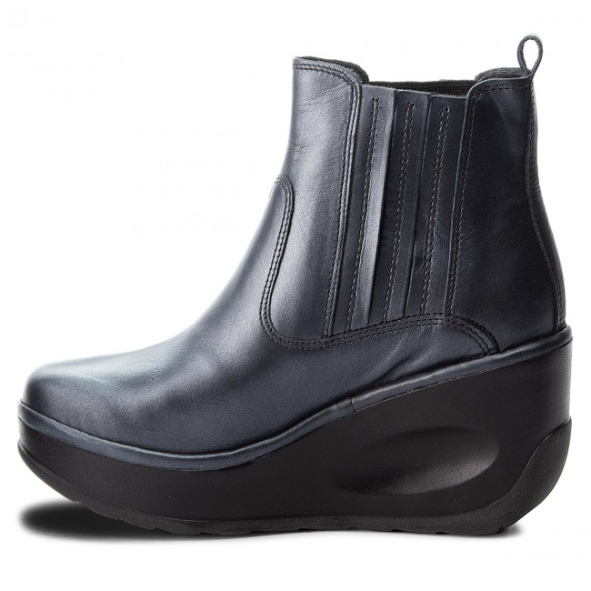 Stiefeletten FLY LONDON                                                      Jintfly P500918003 Graphite 02c3b2