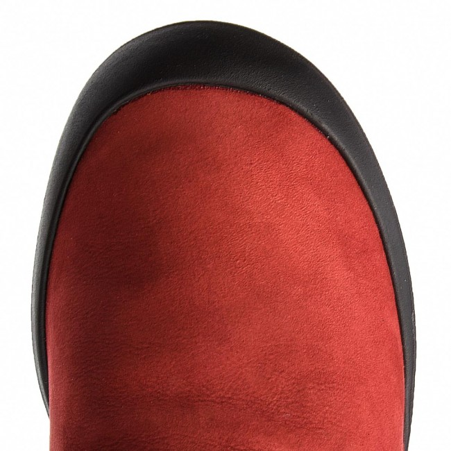 Stiefeletten SOFTINOS                                                      Farah P900085551 ROT/Anthracite 3d6a33