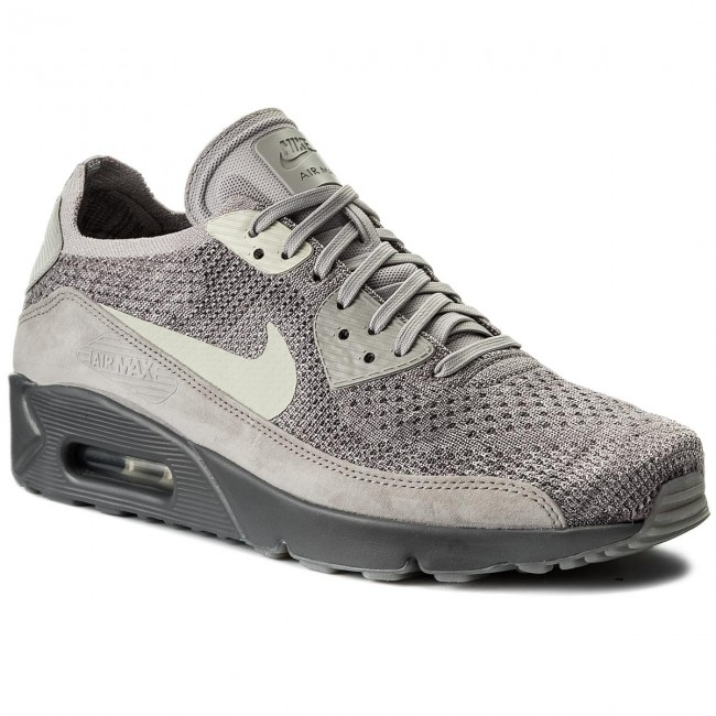 eb830153c4a3 Schuhe NIKE - Air Max 90 Ultra 2.0 Flyknit 875943 007 Atmosphere Grey Light  Bone