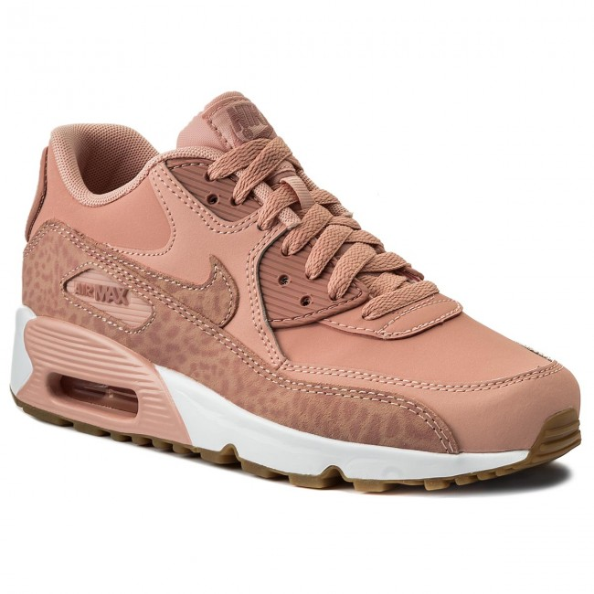 67a63513c61 Schuhe NIKE - Air Max 90 Ltr Se GG 897987 601 Coral Stardust/Rust Pink