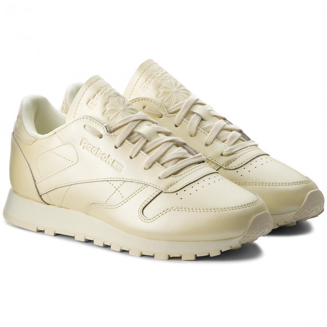 Schuhe Reebok                                                      Cl Lthr CN5469 Washed Yellow 6c2a31