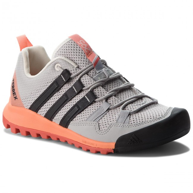 Schuhe adidas                                                    Terrex Solo W CM7656 Gretwo/Carbon/Chacor