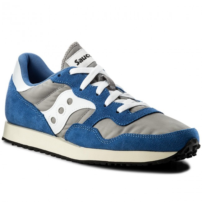 Sneakers SAUCONY                                                    Dxn Trainer Vintage S70369-15 Grey/Blue