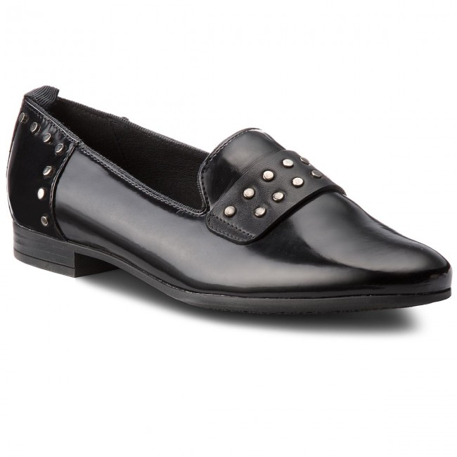 Lords Schuhe GEOX                                                    D Marlyna A D748PA 05443 C9999 Black