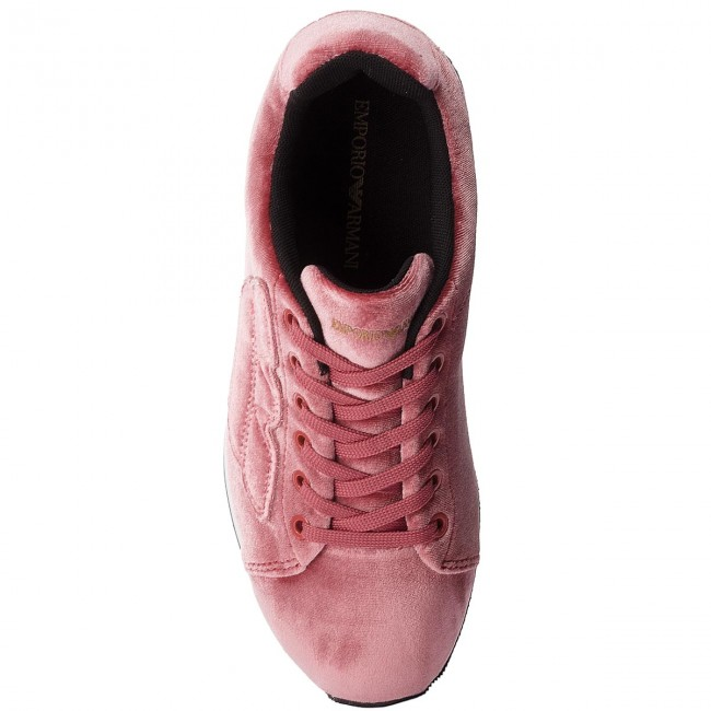 Sneakers EMPORIO ARMANI                                                      X3X057 XD163 00075 Pink 218dc9