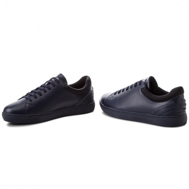 Sneakers EMPORIO ARMANI-X4X224 XL459 Night/Matt D674 Night/Matt XL459 schwarz 6d85b4