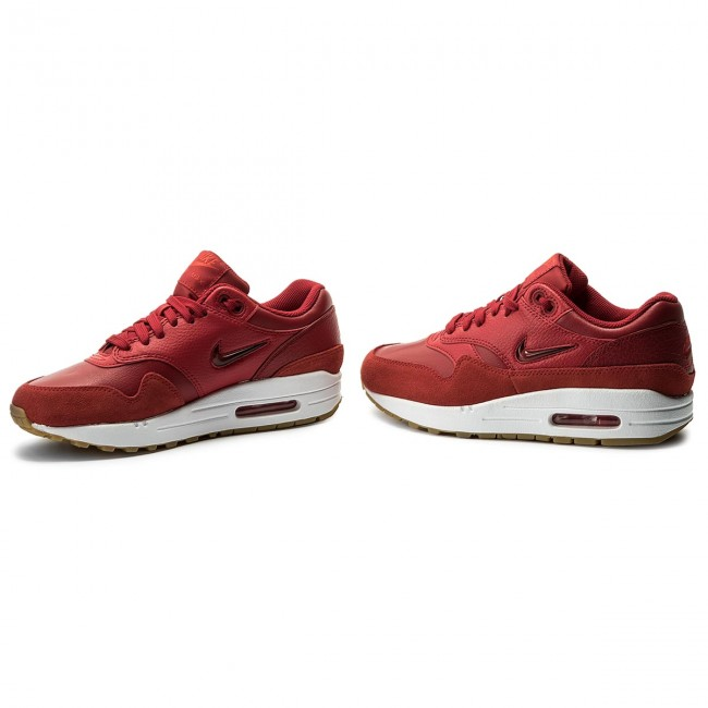 Schuhe NIKE                                                      Air Max 1 Premium Sc AA0512 602 Gym Red/Gym Red/Speed Red 594d6a