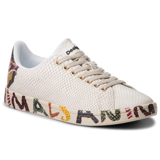 Sneakers DESIGUAL                                                      Cosmic Animal 18WSKP04 1000 8a91d3
