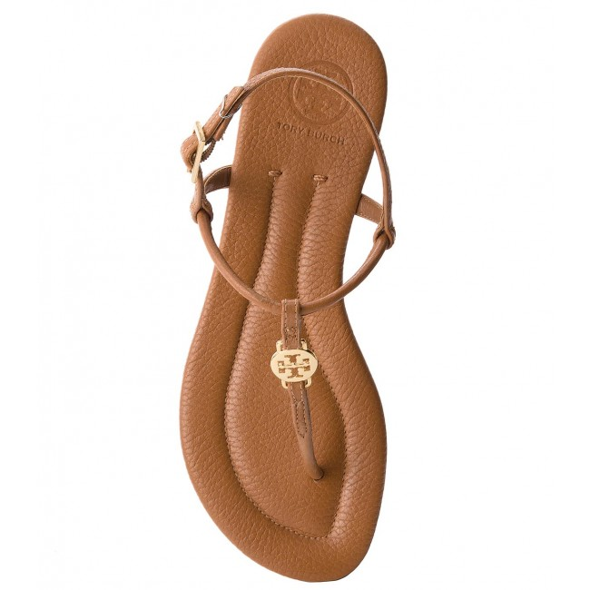 Zehentrenner TORY BURCH                                                      Emmy Sandale 48504 Royal Tan 206 4548d3
