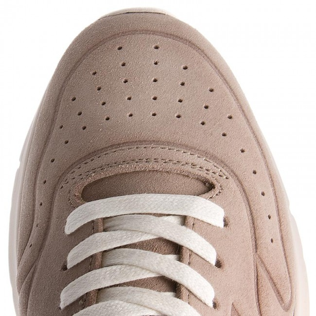 Sneakers TOMMY HILFIGER-Unlined  Th Light Suede Runner FM0FM01631  HILFIGER-Unlined Taupe 255 f932bc