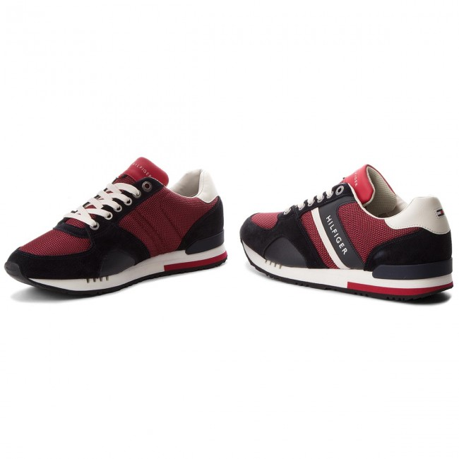 Sneakers TOMMY Runner HILFIGER-New Iconic Sporty Runner TOMMY FM0FM01655 Rwb 020 4db0c9