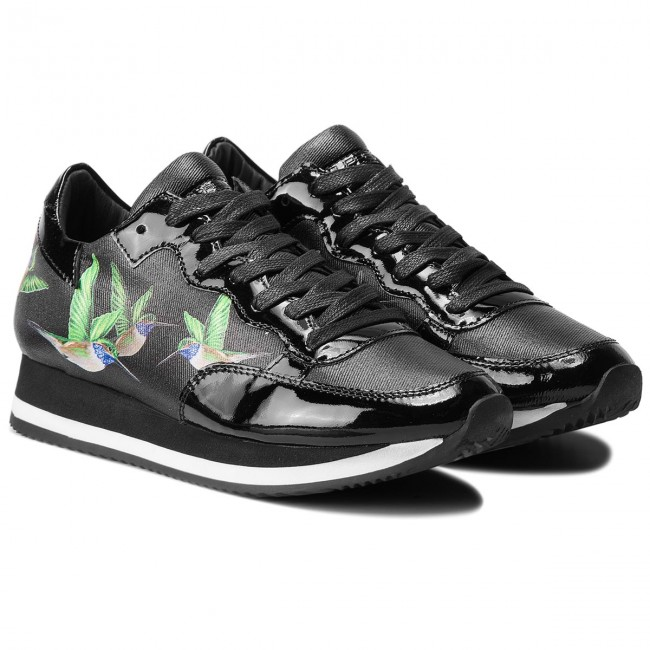 Sneakers  PHILIPPE MODEL    Sneakers                                                 Etoile TBLD BM04 Tropical Birds Noir 89f7c1