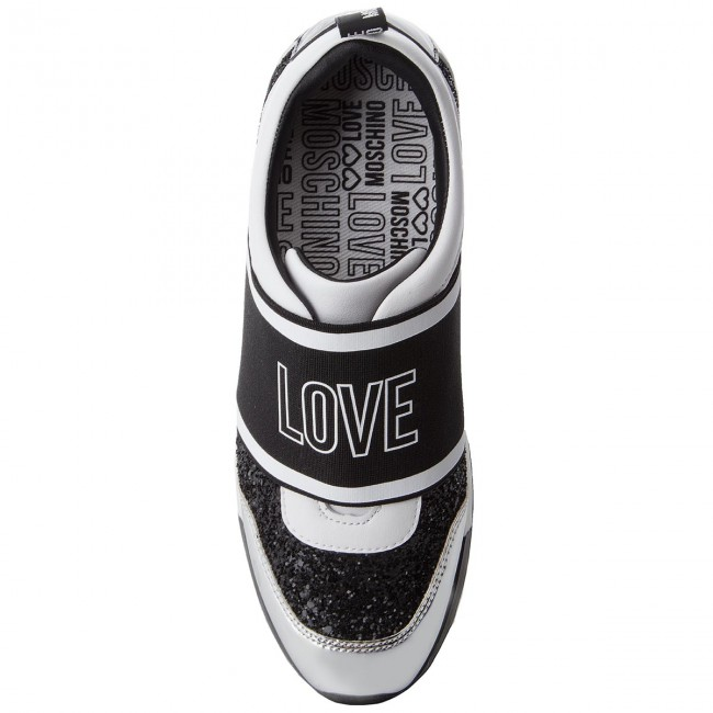 Sneakers LOVE MOSCHINO                                                      JA15032G16IG000A Nero 6a78a0