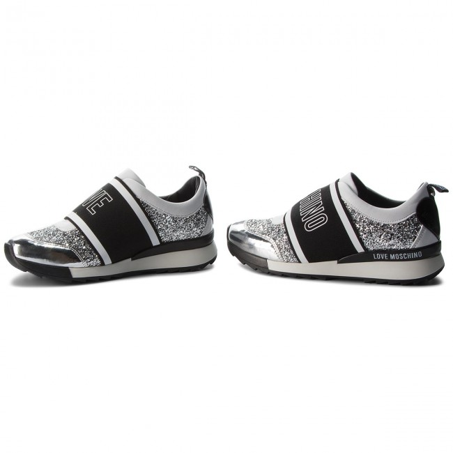 Sneakers Argento LOVE MOSCHINO  JA15032G16IG090A Argento Sneakers ef2d64