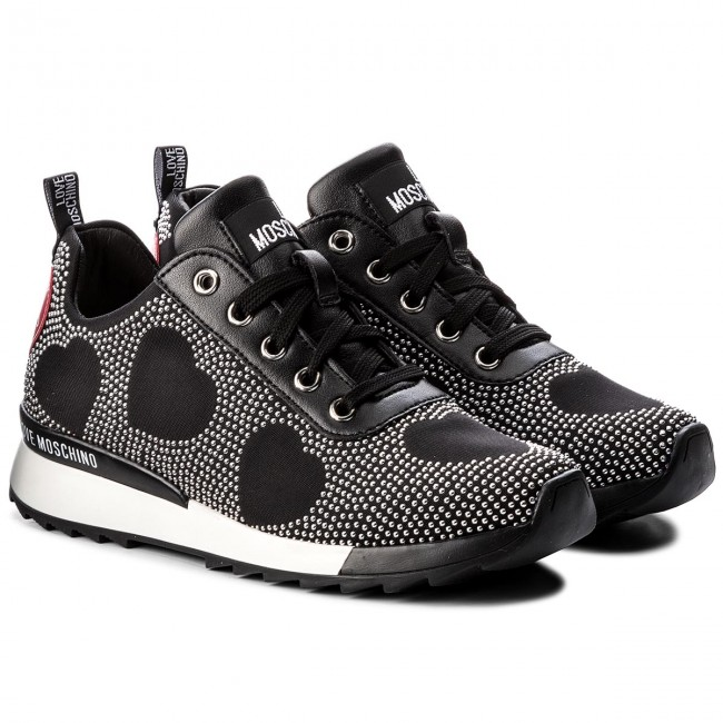 Sneakers LOVE MOSCHINO                                                      JA15042G16IH0000 Nero 7b254c