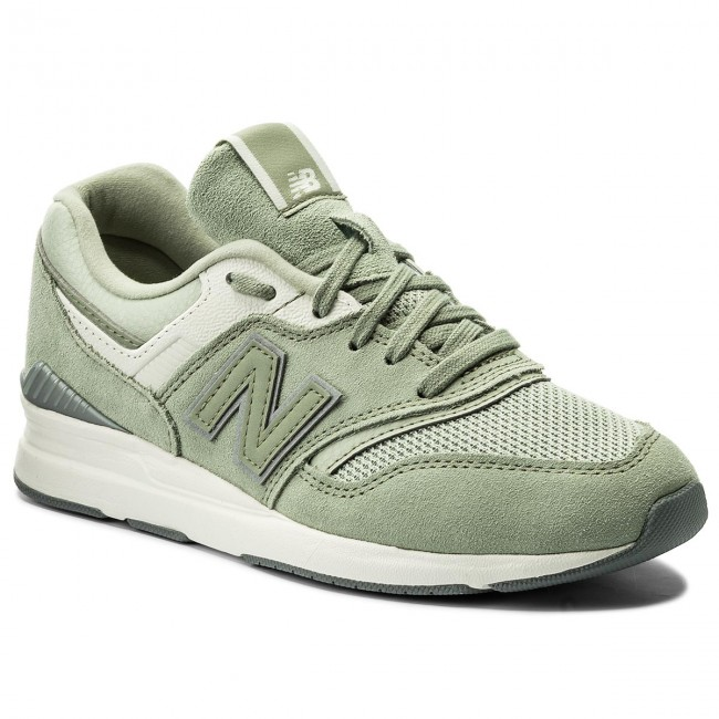 Sneakers NEW BALANCE                                                    WL697CO Grün