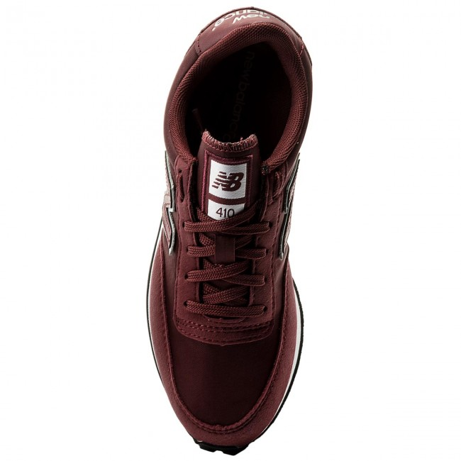 Sneakers NEW NEW Sneakers BALANCE WL410BUL Dunkelrot Hohe Qualität 56b016