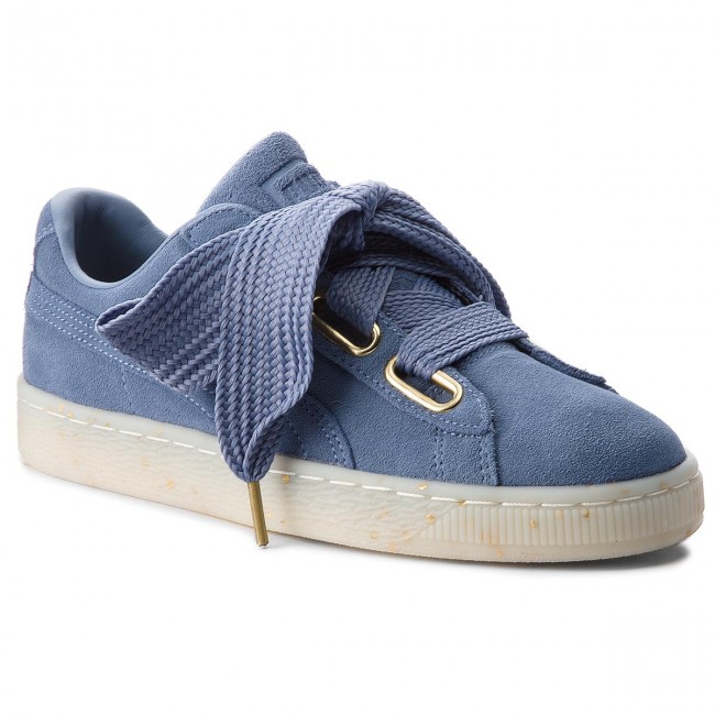Sneakers PUMA  Suede Suede Suede Heart Celebrate 365561 03 Infinity/Infinity 7f0b01