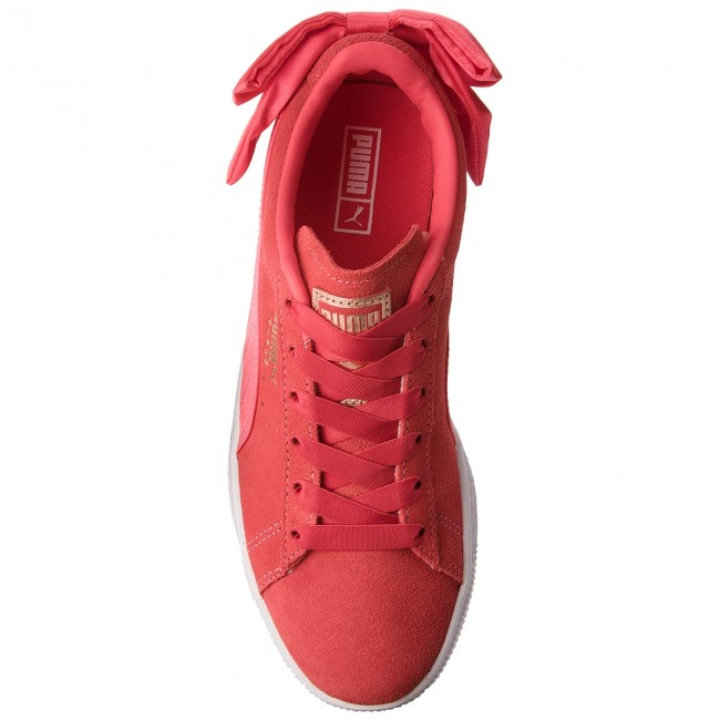 Sneakers PUMA-Suede PUMA-Suede Sneakers Bow Jr 367316 02 Paradise Pink/Paradise Pink Werbe Schuhe d43087