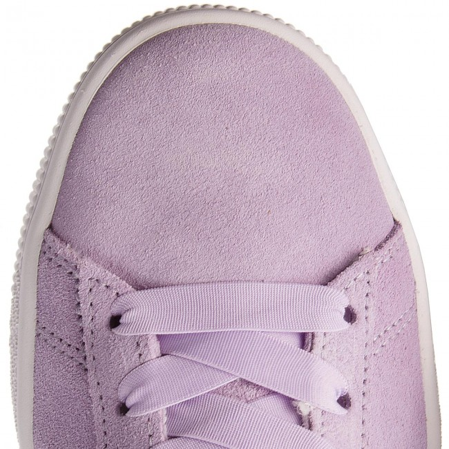 Sneakers PUMA Suede Bow Jr 367316 03 Purple RosePurple