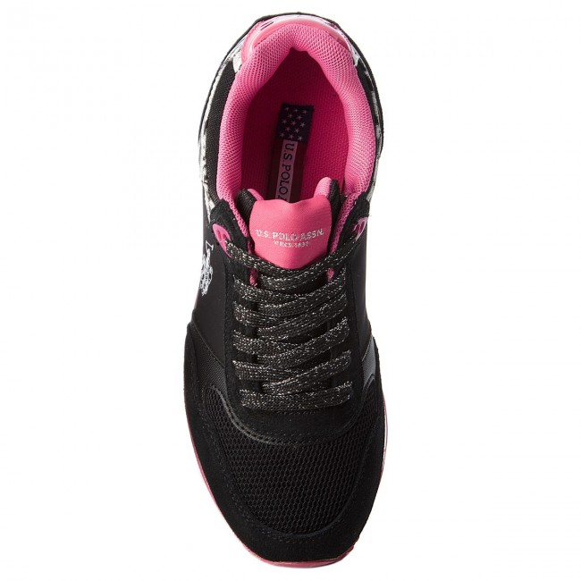 Sneakers U.S. POLO ASSN.                                                      Thea FREE4030S8/LT1 Blk/Fux 49cd0c