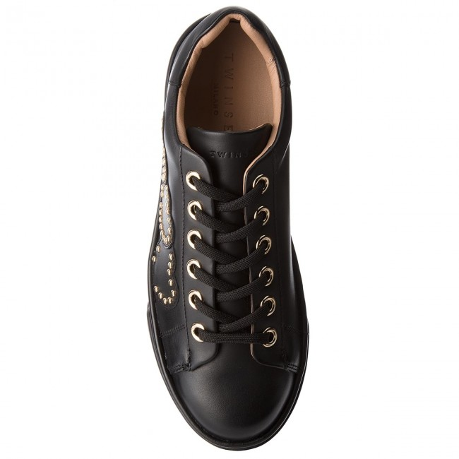 Sneakers  TWINSET     Sneakers                                                Sneaker CA8PAQ  Nero 00006 98a6d7