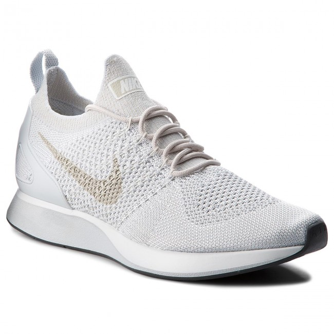 Schuhe NIKE-Air Zoom Mariah Flyknit Racer 918264 011 Pure Platinum/Dark Grey