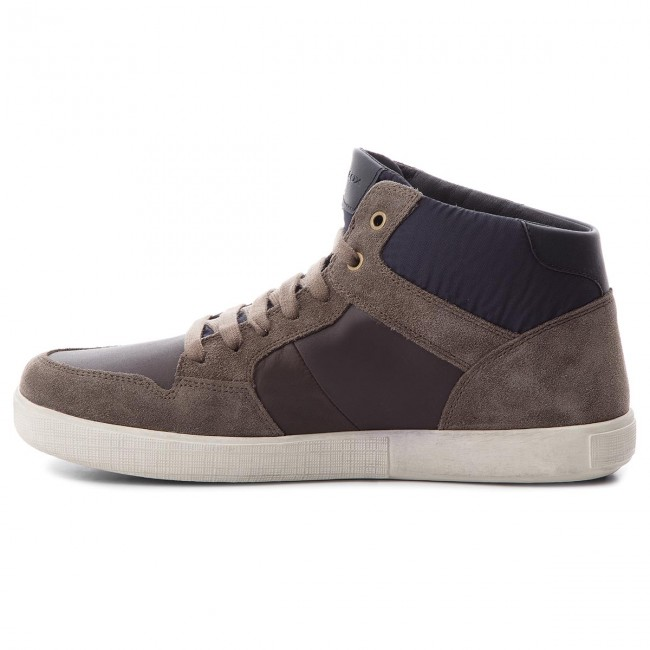 Sneakers GEOX- U Taiki B Abx A U741UA 022FU 022FU 022FU CQ69A  Taupe/Anthracite 87d241