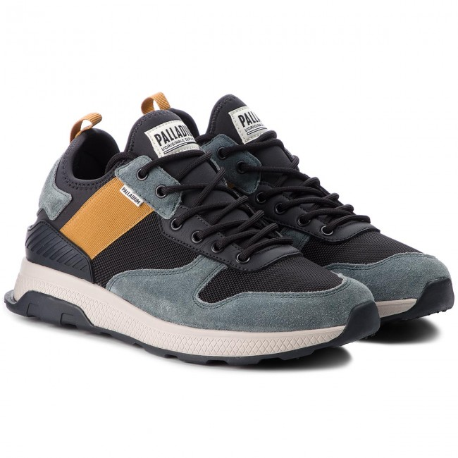 Sneakers PALLADIUM-Axeon Army Anthracite/Ubn R M 05682-924-M Anthracite/Ubn Army Chc/Amb Gd bde7e5
