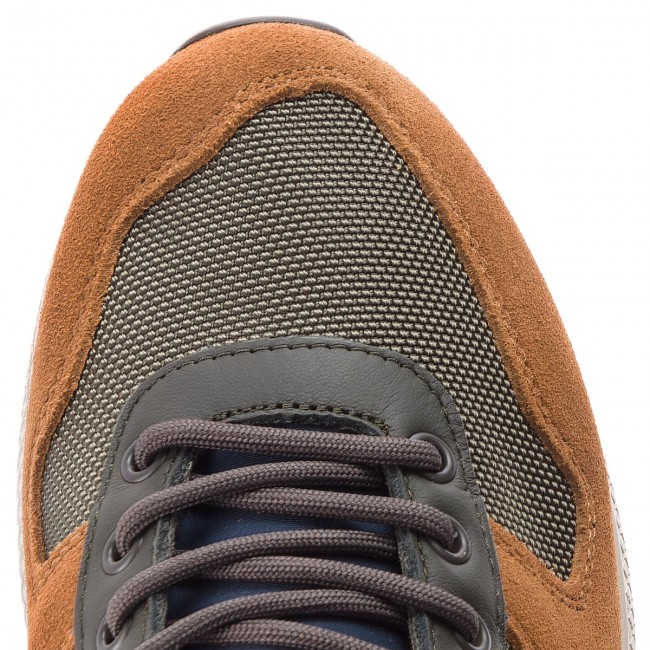 Sneakers PALLADIUM-Axeon 05682-928-M Army R M 05682-928-M PALLADIUM-Axeon Mood Indigo/Dusty Olive/B 617317