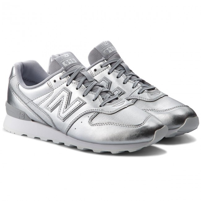Sneakers NEW  BALANCE     NEW                                                WR996SRS Silber 358fe5