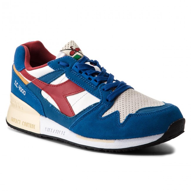 Sneakers DIADORA-I.C. 4000 Premium 501.170945 01 C6642 Nautical Blue/Pompeian Red/Van