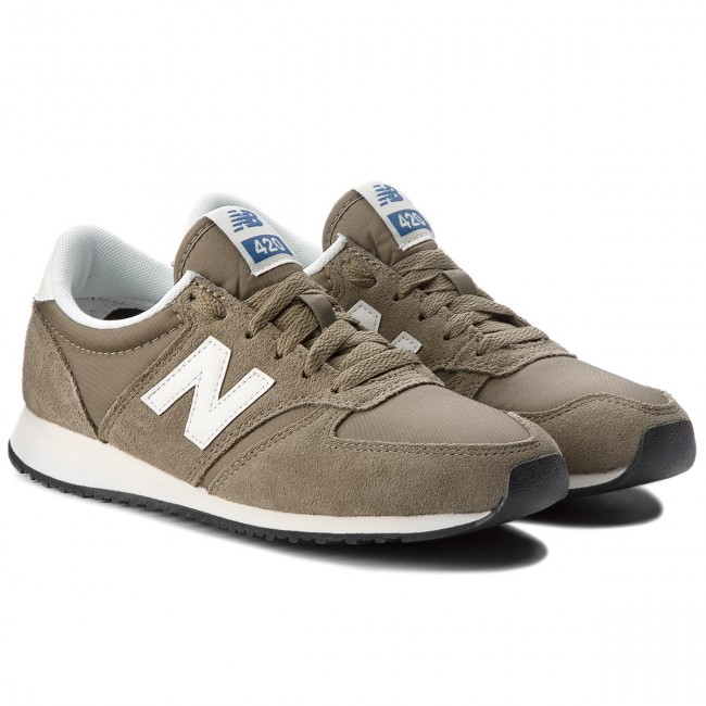 Sneakers NEW BALANCE                                                      U420GRB Grau 892afb