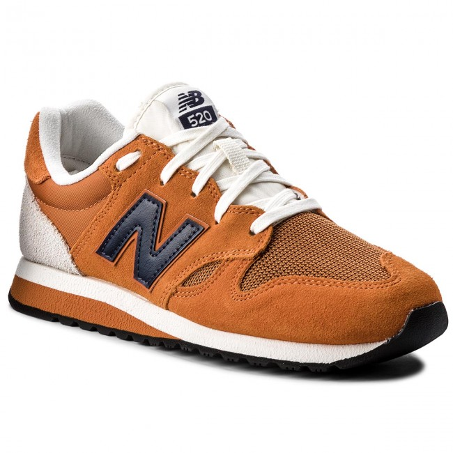 Sneakers NEW BALANCE-U520CJ  Orange