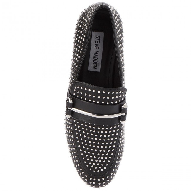 Lords  Schuhe STEVE MADDEN   Lords                                                  Kast Loafer 91000896-07080-01001 schwarz e03148