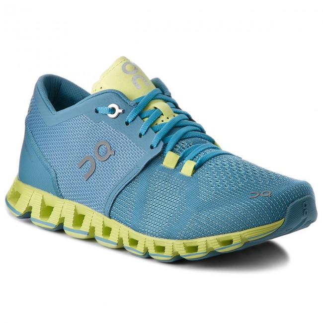 Schuhe ON                                                    Cloud X 000020 Niagara/Lime 4123
