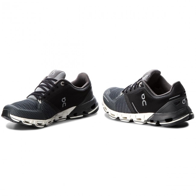 Schuhe ON Cloudflyer 000011 Black/White 0001