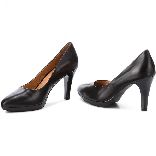 High Heels CAPRICE                                                    9-22421-21 Black Nappa 022