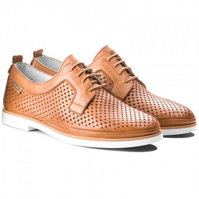 Oxfords PIKOLINOS                                                      W7G-4707 Brandy ba78b5