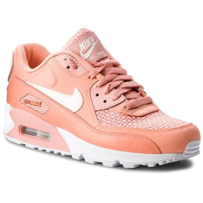 Schuhe NIKE - Air Max 90 Se 881105 604 Crimson Bliss/White