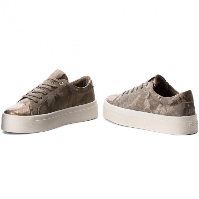 Sneakers Guess - Flfhl3 Fab12 Grey