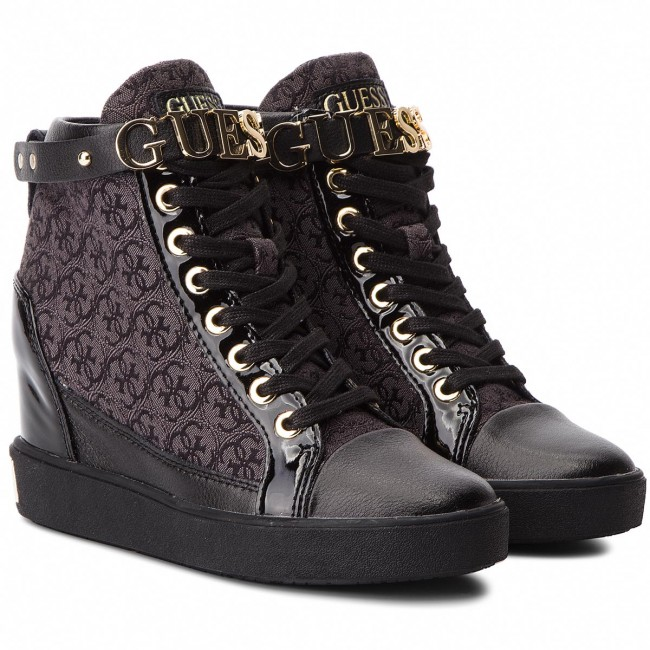 Sneakers  GUESS     Sneakers                                                FLFRY3 FAL12 BLKBL 35365a
