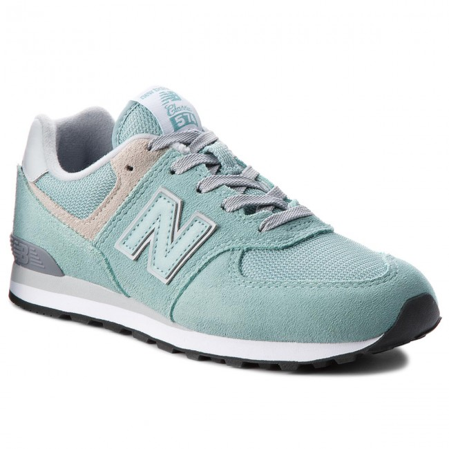 Sneakers New Balance - Gc574cb Grün