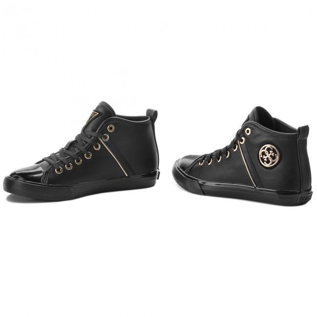 Sneakers Guess - Fljle3 Ele12 Black