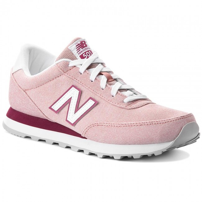 Sneakers NEW BALANCE WL501FIU Rosa Hohe Qualität