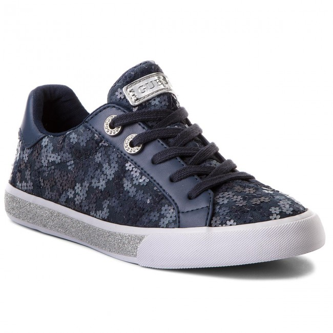 Sneakers GUESS                                                    Meggie2 FLMGG1 DEN12 DBLUE