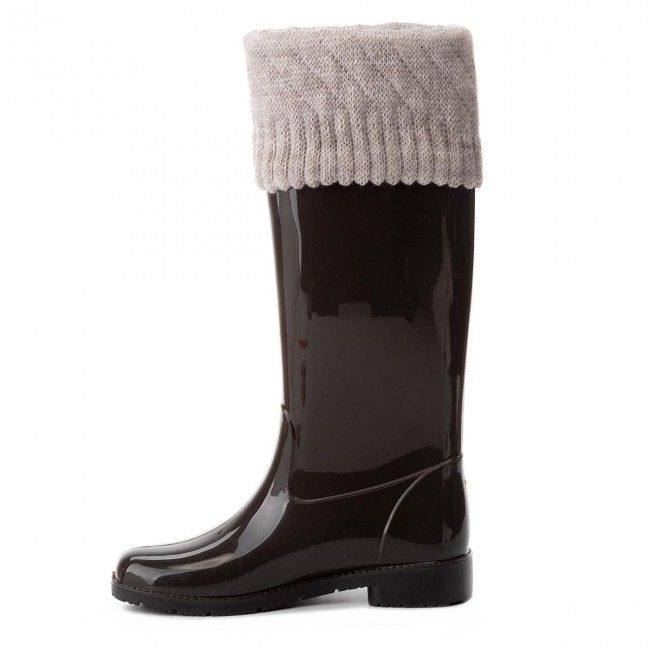 Gummistiefel GUESS                                                      FLRBE3 RUB11 BROWN 43437e