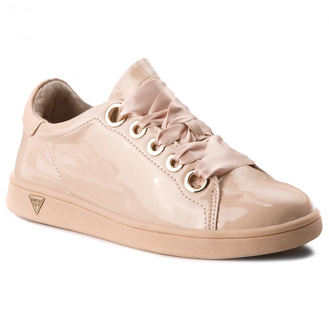 Sneakers GUESS FLSRY3 PAF12 BEIGE Hohe Qualität