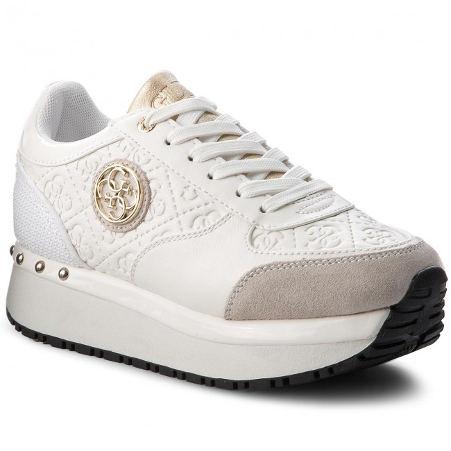 Sneakers GUESS                                                    FLTIF3 PEL12 WHITE